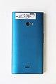 AQUOS CRYSTAL Y2 403SH Turquoise rear.jpg
