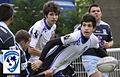 AST Pôle Formation Balandrades 2011 2012 Azéma & Desprez Logo AST Rugby XV.jpg