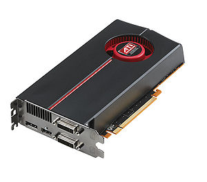 English: The ATI Radeon™ HD 5770 Graphics Card...
