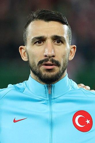 Mehmet Topal - Topal with Turkey in 2016
