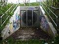 A Bat Tunnel under the road near Sticklepath Hill - geograph.org.uk - 1872421.jpg