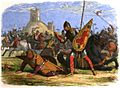 A Chronicle of England - Page 109 - Robert Wounds His Father.jpg
