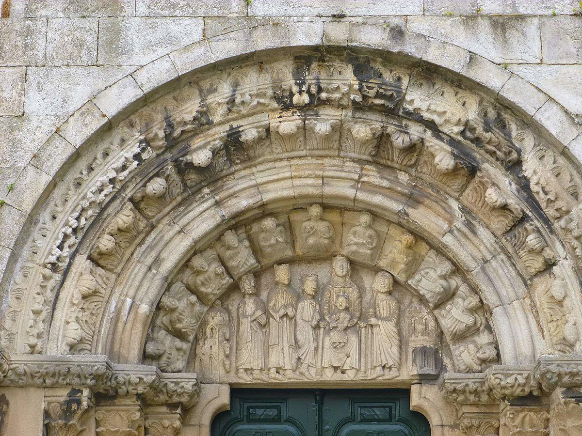 File A Coruña Real Colegiata De Santa María Del Campo 03 Jpg Wikimedia Commons