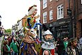 A Giant, a Knight and a Goat^ Jack in the Green Festival - geograph.org.uk - 1297692.jpg