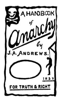 A Handbook of Anarchy.djvu