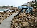 A bridge between Shek O and Tai Tau Chau (Hong Kong).jpg