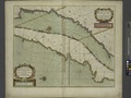 A chart of coast of BARBARY from C. Bajadore to the Golfe of St. Anne NYPL1640672.tiff