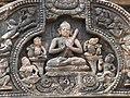 A great sculpturing on Dome of srimukhalingesvara Temple,Srikakulam.jpg