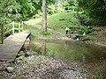 A grotto below Higher Water, Ugbrooke Park - geograph.org.uk - 1364119.jpg