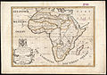 A new map of Africk, shewing its present general divisions cheif cities or towns, rivers, mountain &c. (8250932292).jpg