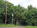 A roadside on Common Road opposite The Sun Inn at Nazeing, Essex, England.JPG