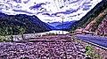 A shot of the brahmaputra river (locally known as siang) in bodak area of arunachal pradesh.jpeg