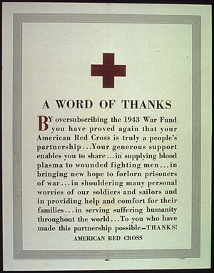 A word of thanks-American Red Cross - NARA - 5...