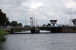 Skyline of Aalsmeerderbrug