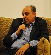 Abduljalil Khalil, resigned MP of Al Wefaq.JPG