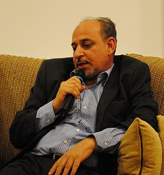 Abduljalil Khalil - Abduljalil Khalil in September 2012