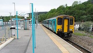 Abercynon railway station