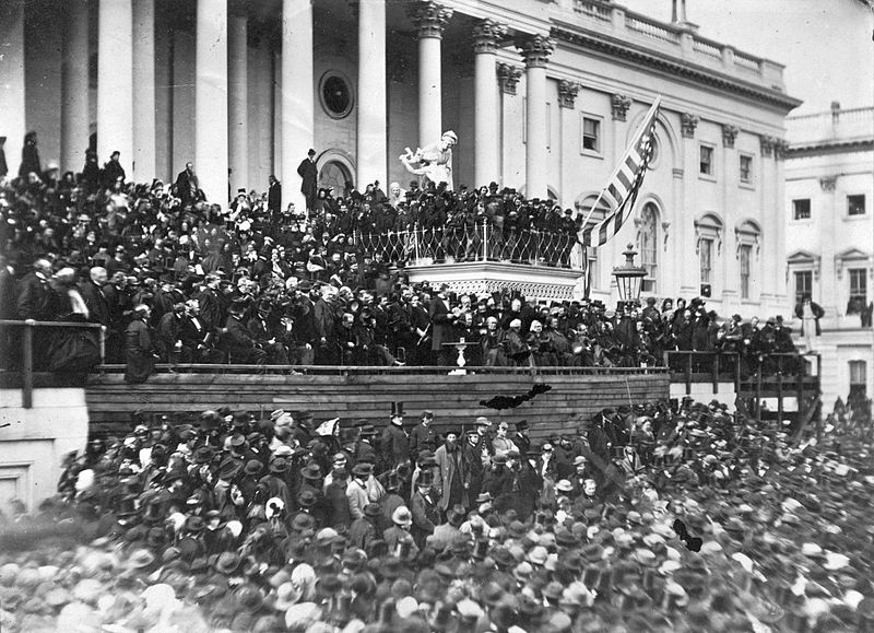 File:Abraham Lincoln second inaugural address.jpg