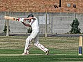 Abridge CC v High Beach CC at Abridge, Essex, England 15.jpg