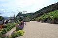 Abschnitt des entstehenden Oberweseler Stadtgartens mit Felsenbrunnen.jpg
