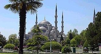 Mezquita azul de Istambul