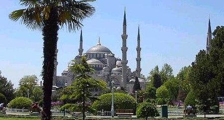 Mesquita Azul, Istambul.
