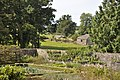 Across the kitchen garden - Aberglasney House - geograph.org.uk - 1484260.jpg