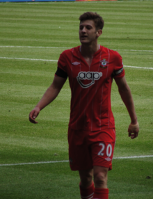 Adam Lallana Photo