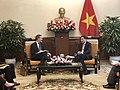Adam Boehler meets with Bui Thanh Son in Hanoi - 2020.jpg
