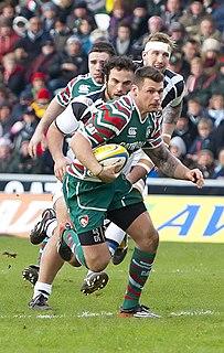 Adam Thompstone English rugby union player