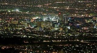 Adelaide city centre Suburb of Adelaide, South Australia