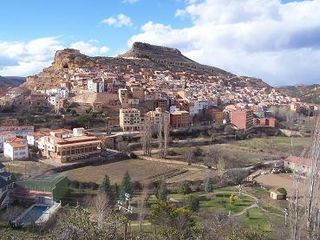 Ademuz Municipality in Valencian Community, Spain