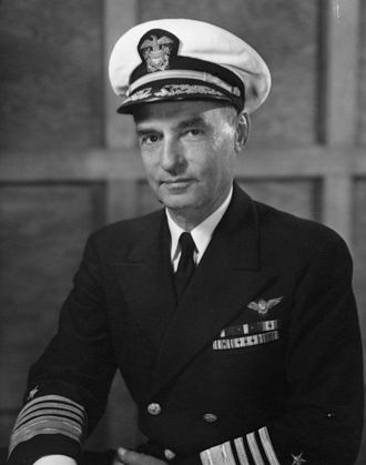 High Commissioner of the Trust Territory of the Pacific Islands - Image: Admiral John H. Hoover