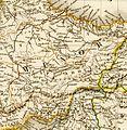 Adrien-Hubert Brué. Asie-Mineure, Armenie, Syrie, Mesopotamie, Caucase. 1822 (DF).jpg