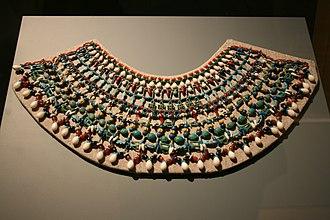 Amanishakheto - Image: Aegyptisches Museum Berlin Inv Nr 22877 20080313 Halskette Amanishakheto 2