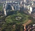 Aerial view of the Manila American Cemetery.JPG