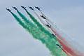 Aermacchi MB-339 Pattuglia Acrobatica Nazionale (PAN) Frecce Tricolori (9703109880).jpg