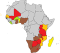 Afrobarometer survey countries.png