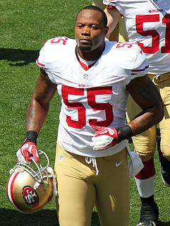 Ahmad Brooks American football outside linebacker