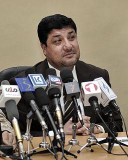 Ahmadullah Alizai Afghani Governor
