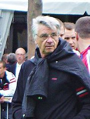 History of Olympique Lyonnais - Aimé Jacquet, former French national football team and Olympique Lyonnais manager from 1976–1980.