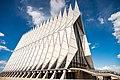 Air Force Academy Chapel August 2019 Colorado Springs - 48671286658.jpg