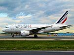 Air France, Airbus A318-111, F-GUGJ (14194715685).jpg