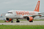 Airbus A319-100 easyJet (EZY) G-EZAN - MSN 2765 (9859143884).jpg