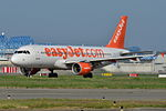 Airbus A320-200 easyJet (EZY) G-EZTF - MSN 3922 (6960916096).jpg
