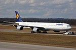 Airbus A340-642 Lufthansa D-AIHS (13433790694).jpg