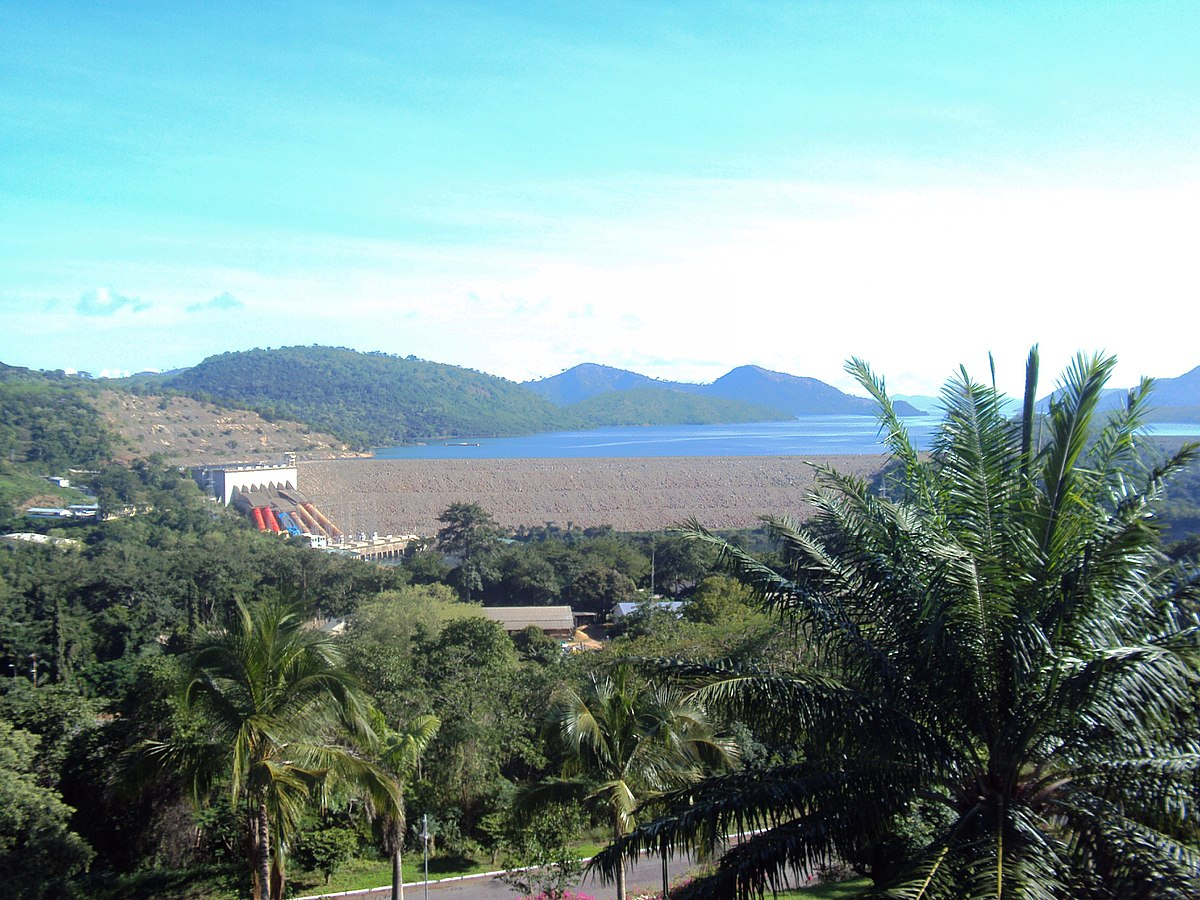 Akosombo Dam - Wikipedia