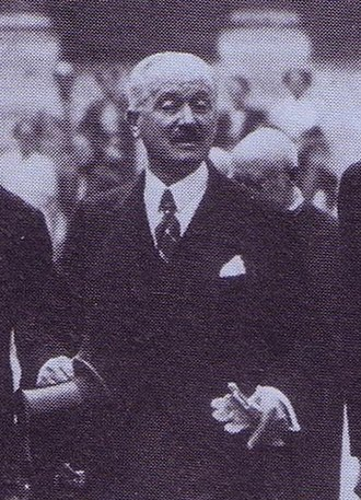 Albert Lebrun - Lebrun in 1937