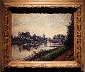 Albert dubois-pillet, paesaggio a l'écluse, 1886.jpg