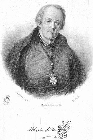 Lista y Aragón, Alberto (1775-1848)